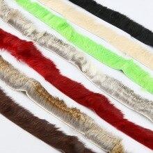 2 шт. ширина 2 см Красивая кроличья шерсть кружевная лента украшение ручной работы швейная тканевая лента для волос обувь DIY Аксессуары акция
