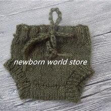 Детские шорты, шорты для фотосъемки новорожденных, шорты из мохера