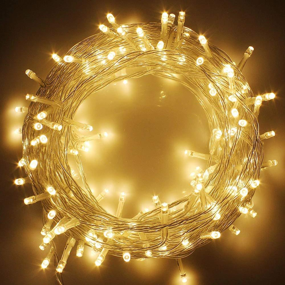 100//200//400LED String Fairy Light Plug in//Battery Operated Xmas Party Room Decor