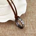 60 см кожаное ожерелье PS4 game unchared 4 A thorier's End Nathan Drake, ожерелья, шнур, цепочка, длинное ожерелье, ювелирные изделия, мужские аксессуары