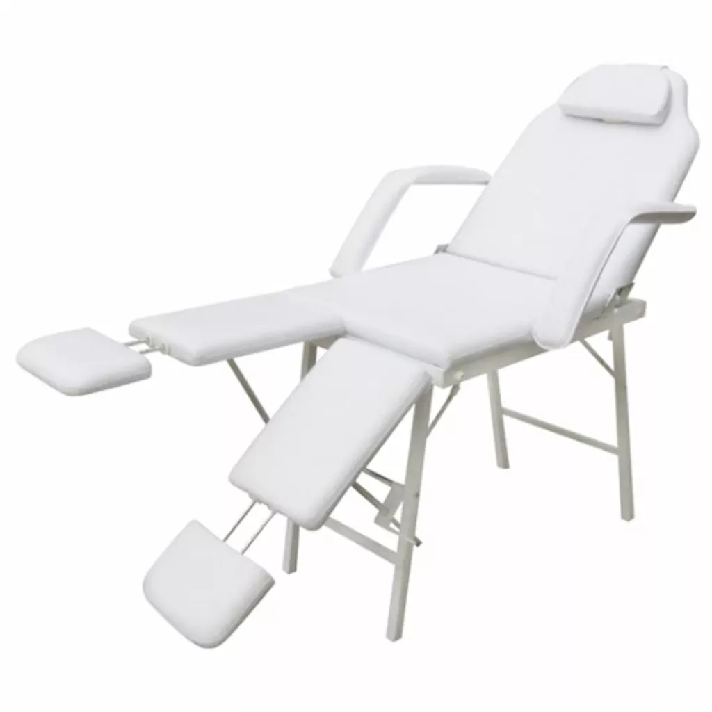 VidaXL Foldable Care Armchair Nursing Chair Massage Table Chaise Lounge Luxurious Stable Outdoor Furniture Folding Armchair