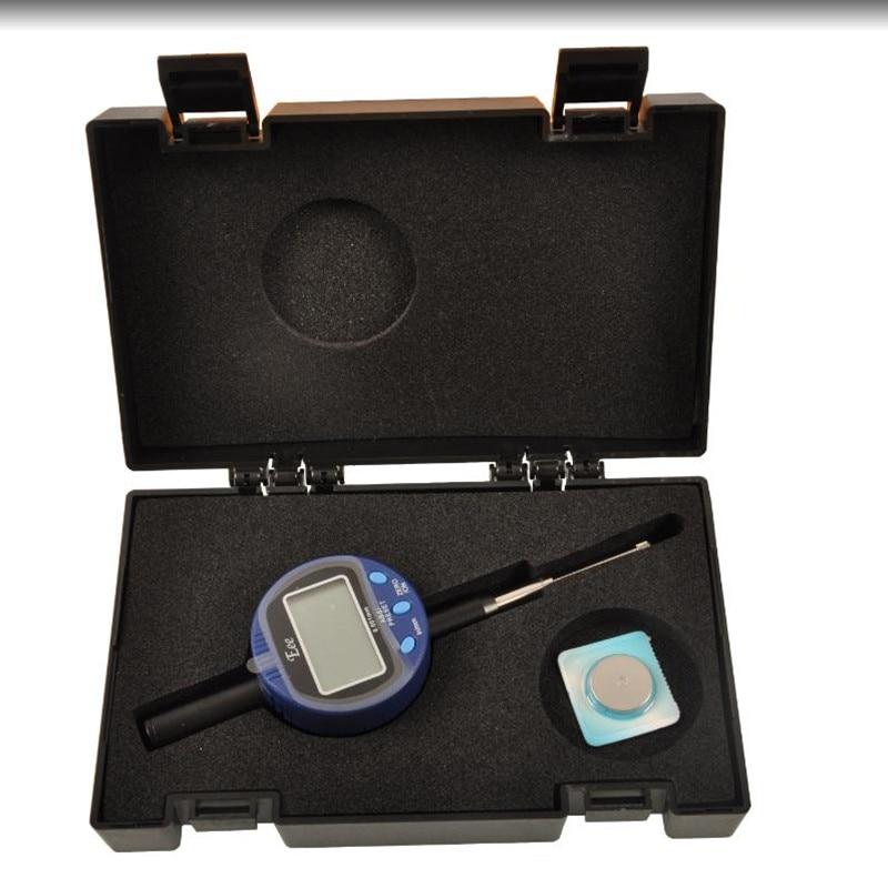 0 001mm Eee 25 4mm Digital Micrometers Meter Common Rail Injector Gap Gasket Thickness Measuring