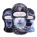 Hot New 3D Animal Halloween Face Mask Cap Bicycle Cycling Fishing Motorcycle Masks Outdoor Sports Ski BalaclavaFull Face Mask