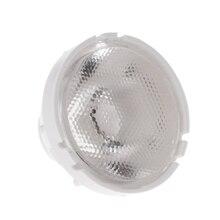 21 мм высокомощный светодиодный линзы коллиматор отражатель 10/25/45/60 градусов рассеивателем