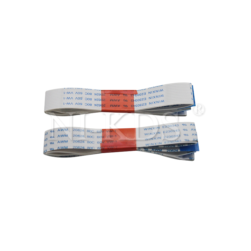 Flat Cable for <font><b>Brother</b></font> DCP-L2520D <font><b>2540</b></font> 2700 7380 7080 7180 7480 for Lenovo 7655 7605 7615 Printer Part image