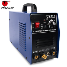 CT312 for cut mma tig welding 220V Multifunction Welding M 220v 3 in1 multi functionplasma cutter mma tig w elder set display welding machine for welding