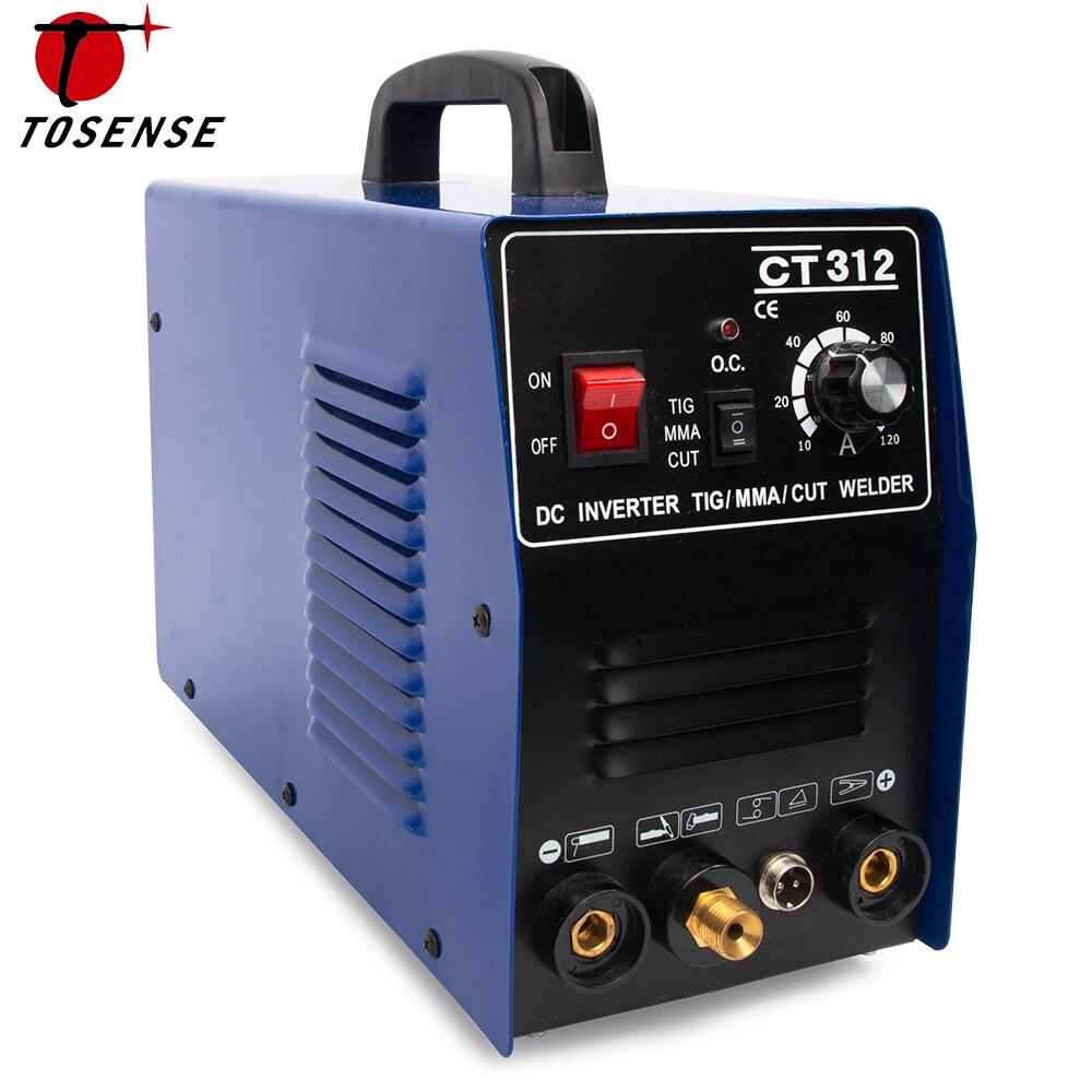 CT312 pour cut mma tig soudage 220 v Machine De Soudage Multifonctions