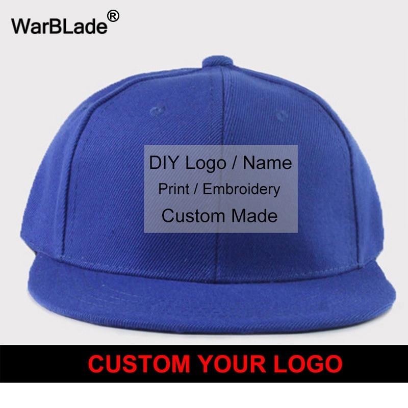 Aliexpress.com   Buy 10pcs lot Custom Baseball Cap Printing Logo Design  Photo Embroidery Hat For Men Women Casual Solid Hats Snapback Hip Hop Caps  from ... ed0b7d611b9
