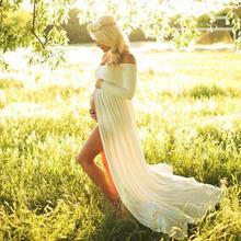 Elegant Maternity Dress