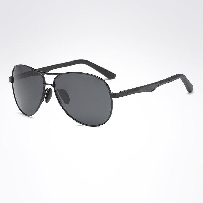 width 145 New alloy Polarized Sunglasses Men Toad High Quality Mirror Retro Driving Anti Reflective UV400 brand Sunglasses male in Men 39 s Sunglasses from Apparel Accessories