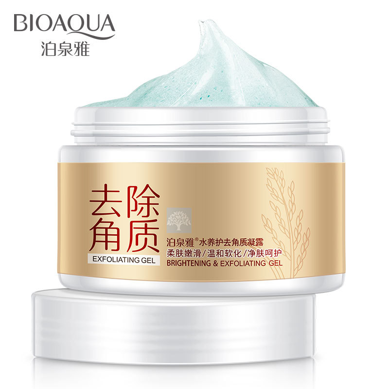 Clareamento da Pele Matagal Bioaqua Natural Esfoliante Facial