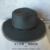 Chun xia edición de han de la nueva doble M jazz de paja sombrero de lado remache gasa sol sombrero de ocio de moda elegante sombrero de mujer
