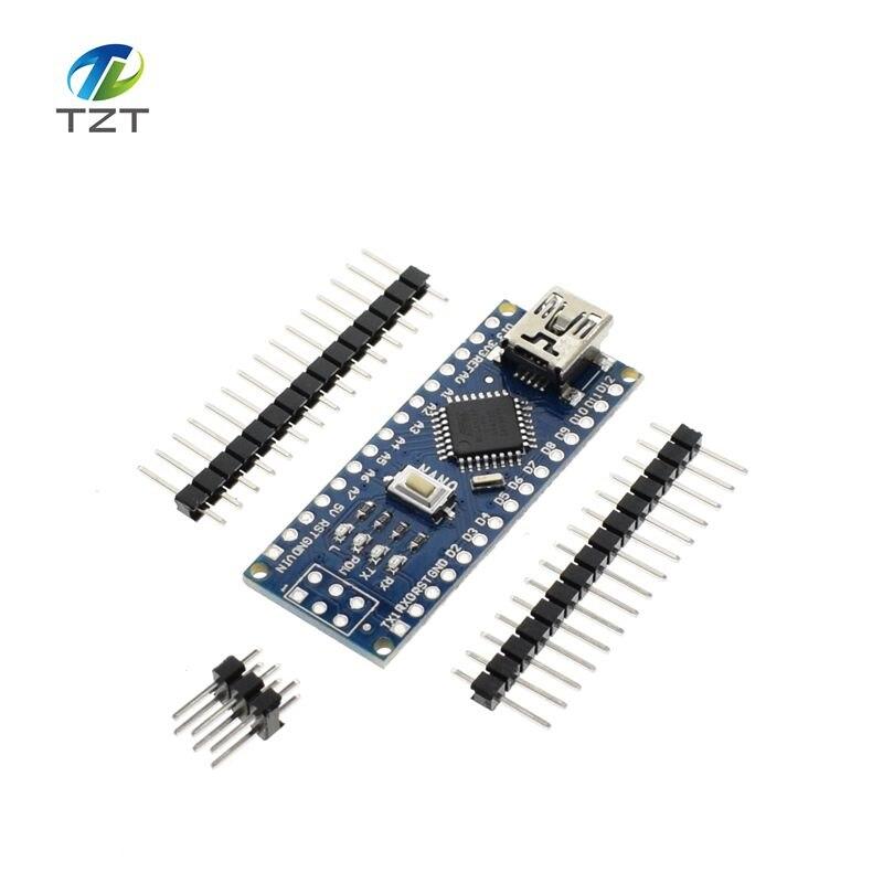 1//2//5//PCS Nano V3.0 ATmega168 CH340G mini USB compatibile Arduino NANO