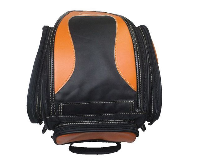 e86fe7cd64c56 Motorcycle Luggage Bag Saddle Bags Moto Racing Backpack Helmet Tank Bag  Travel Tail Bag Synthetic Leather