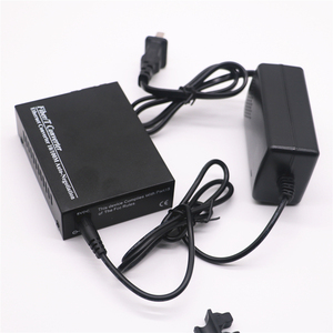 Image 5 - Convertidor de medios ópticos de fibra 10/100Mbps, fibra dúplex multimodo Wavelenth 850nm 2km RJ45 a conector SC
