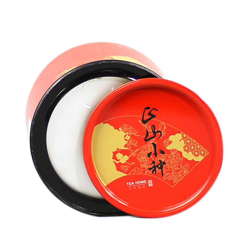 شين جيا يي التعبئة والتغليف صغيرة الشاي العلبة الألومنيوم علب صفيح الحديد تخزين يمكن احباط بوير زهرة الصينية الشاي قنابل المطبخ مجموعة