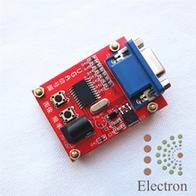 LCD Repair Tools VGA LCD Signal Generator LCD Display Tester Test Signal Source 7-12V power