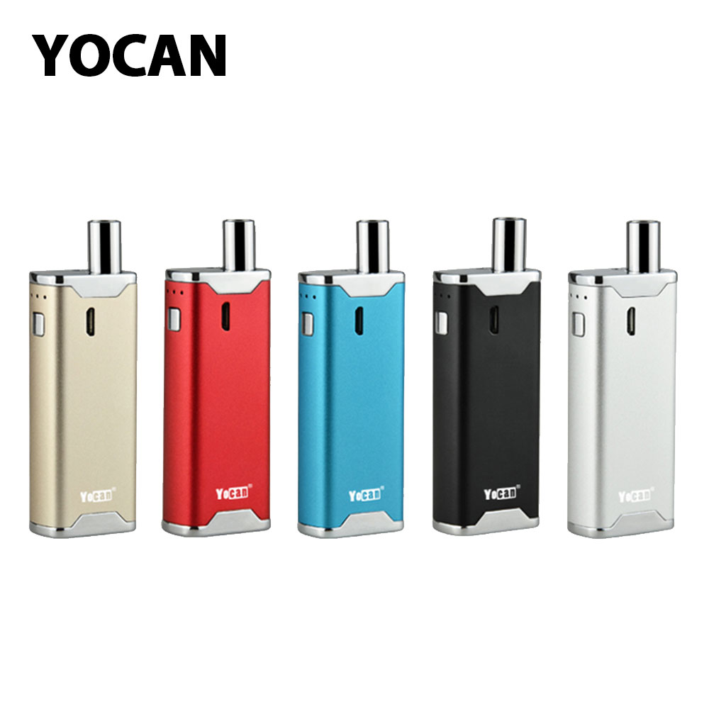 цена на Original Yocan Hive 2.0 VV AIO Kit W/ Built-in 650mAh Battery Discreet AIO device & Voltage adjustable E-cig Vape Hive 2.0 Kit