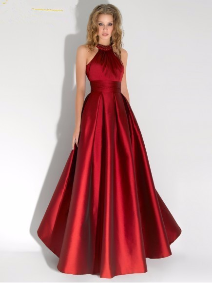 Long-Red-Evening-Dress-2015-Formal-Dresses-Off-the-Shoulder-A-line-Red-Satin-Evening-Dress (1)