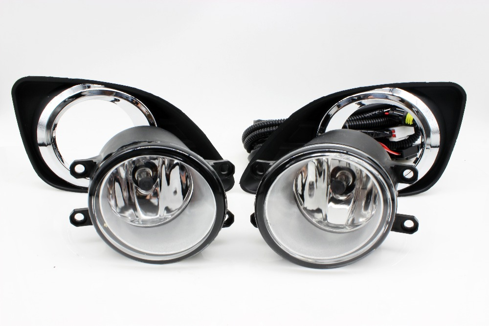 1:1 замена Toyota Camry туман сборка свет лампы Туман огни 2001 2002 2003 2004 2005 2006 2007 2008 2009 с провода