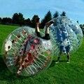 1.5 М Надувные Тело Резинка Бампер Футбол Zorb ПВХ Человека Пузырь Футбольный Мяч Спорта На Открытом Воздухе Toys