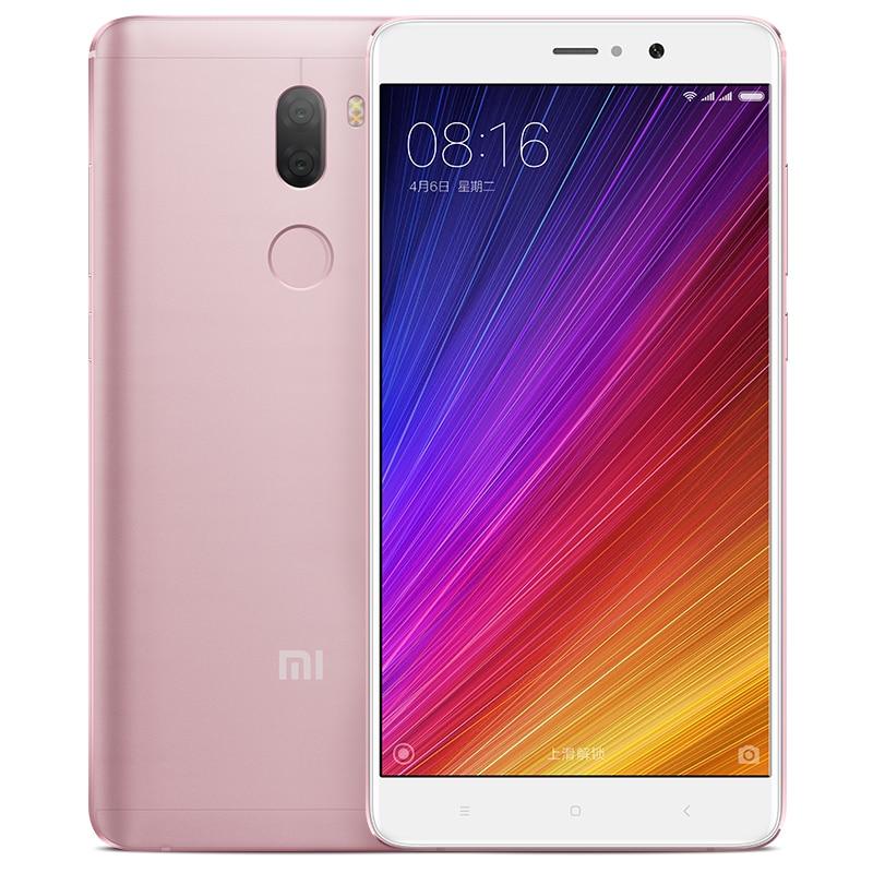 "Original Xiaomi Mi5S Plus 5.7"" Snapdragon 821 Quad Core Mi5S Plus 13MP Camera 4GB RAM 64GB ROM Fingerprint ID NFC cellphone"