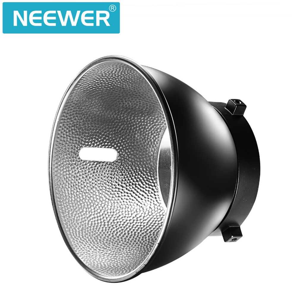 Haoge 7 Standard Reflector Diffuser Lamp Shade Dish For: Aliexpress.com : Buy Neewer 7 Inches/18 Centimeters