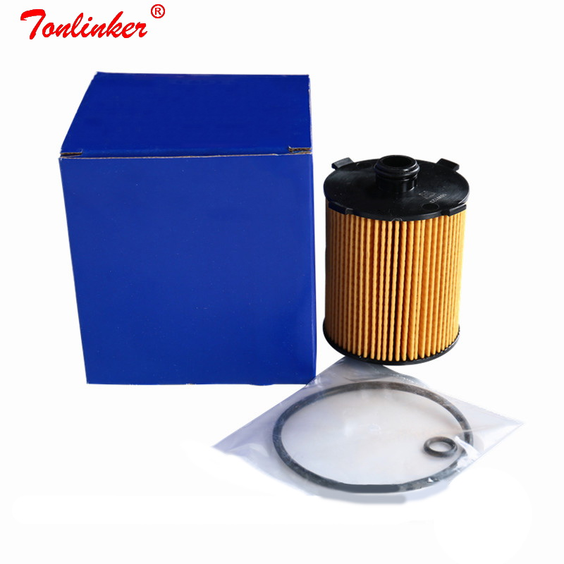 Oil Filter Fit For Volvo S60 S80  S90 V40 T2 T3 T4 T5 AWD V60 V70 D2 D3 D4 V90 XC60 XC90 Model 2013 2014 2015 Today 1Pcs Filter-in Oil Filters from Automobiles & Motorcycles