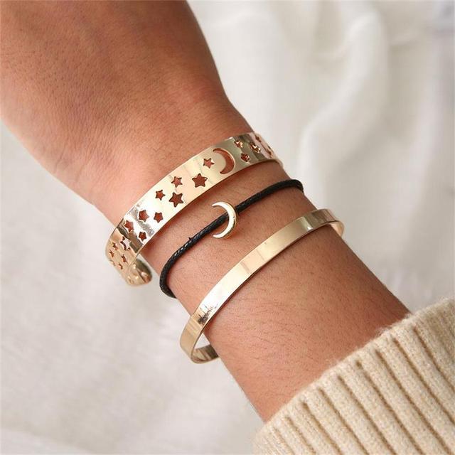 Women Bracelets Retro...