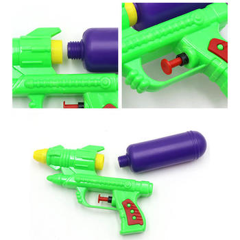 Wecute Water Guns Toys Classic Baby Toys Outdoor Beach Water Pistol Blaster Gun Portable Squirt Gun Kids Beach Toys Random Color 4