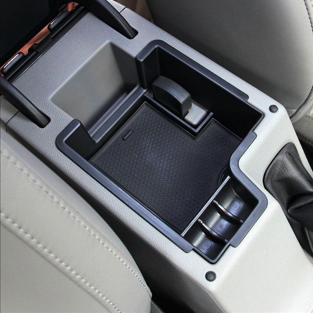 9 MOON Car Center Console Armrest Box Glove Box