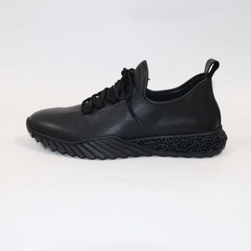 Confortáveis Shoeshigh New Shoesmen Preto Shoesspring Sapato Couro Homens Casual Mansuper Macho Qualidade Novo Dos Luz qqOFTtxn