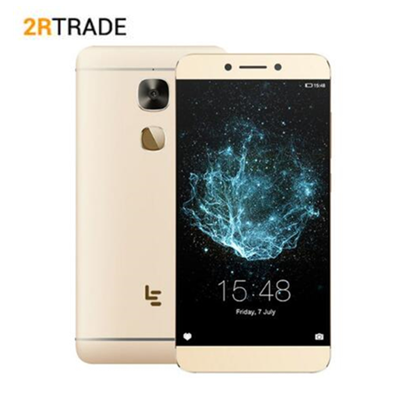 LeEco LeTV Le 2X526/X520 3 GB de RAM 64 GB ROM Snapdragon 652 a 1,8 GHz Octa Core 5,5 pulgadas Android 6,0 4G LTE Smartphone