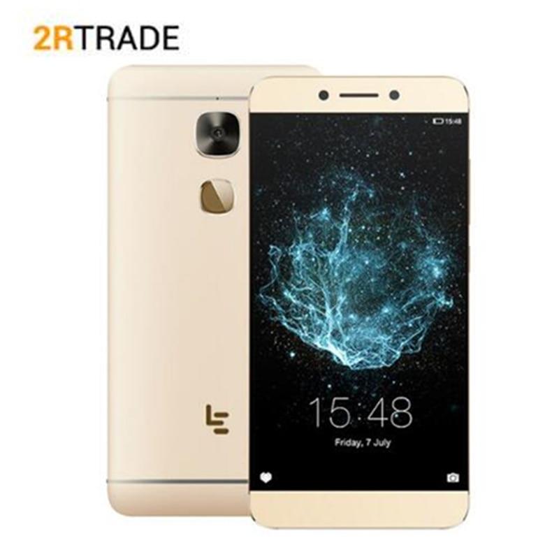 LeEco LeTV Le 2X526/X522 S3 3 GB RAM 32/64 GB ROM Snapdragon 652 de 1,8 GHz Octa Core 5,5 pulgadas Android 6,0 4G LTE Smartphone