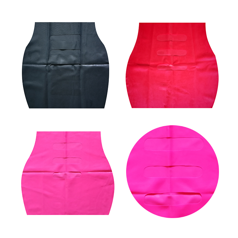 Hot New latex  sexy  mini party skirt red black rose pink  sexy women seamless without zipper