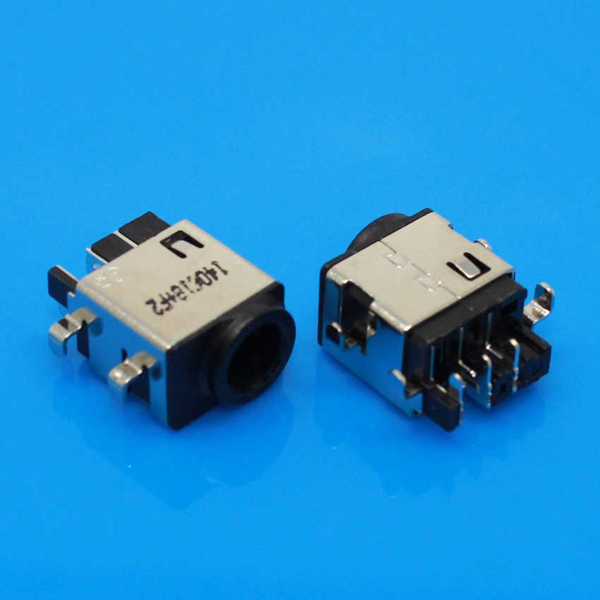 JCD 1 adet DC jakı Samsung RC510 RV410 RV411 RV420 RV520 NP-RV520 AC DC güç Jack Port soket konnektörü dizüstü bilgisayar