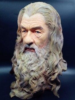 Бюст Скульптура Гэндальф Властелин колец