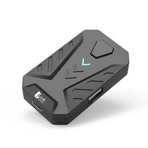 Image 2 - PUBG Convertitore Gioco DELLA MISCELA Tastiera Mouse Convertitore Bluetooth Stazione Stand Docking Station per iphone android Gamepad Joystick Controller