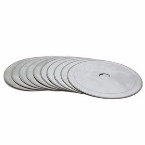 Ультратонкая алмазная пила, 10 шт., 100 мм, диск для резки 5/8