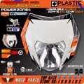 Powerzone Motorfiets Motocross Supermoto Universele Koplamp koplamp Voor KTM EXC XCW EXCF SX SXF 125 250 300 450 500