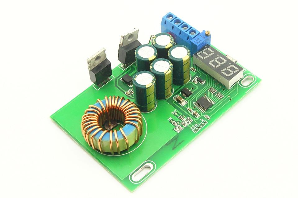DC-DC Buck Step-down6.5-60V to1.25V 3V 5V 30V 10A Converter Voltage Regulator L2