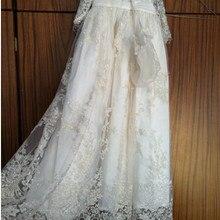Luxury Bling Bling Pearls Boys Girls Christening Gown Baby Dress