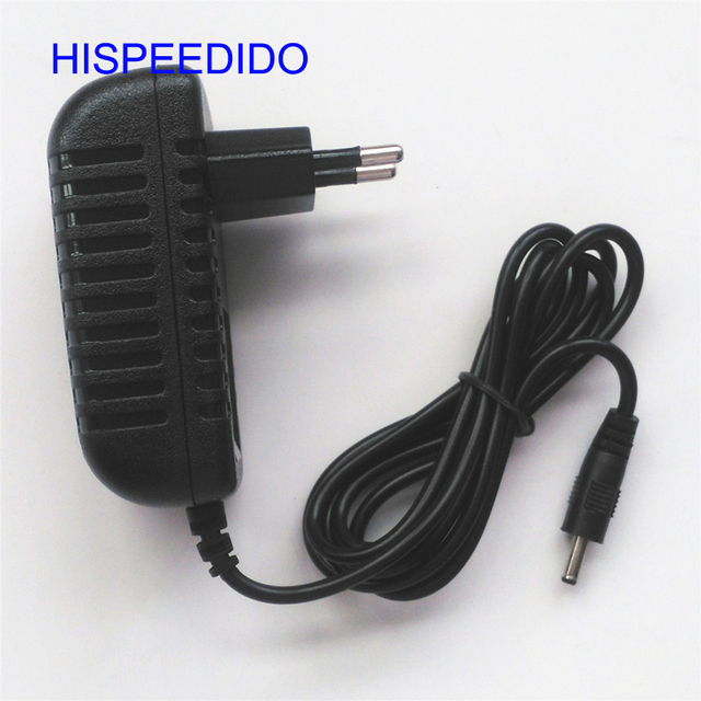 HISPEEDIDO High quality EU UK US AU plug  5V 2A AC Adapter Wall Charger For TrekStor SurfTab ventos 8.0/10.1 Tablet TAB PC