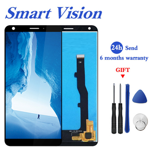 For ZTE Blade V9 Vita LCD Display Touch Screen Digitizer Glass Assembly + Tools for zte blade v9 vita lcd
