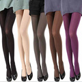 Opaque Footed Sexy Ladies Women\'s Pantyhose Leggings Stockings 3 Colors TQ
