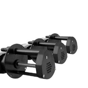 Image 2 - أفضل بيع ثلاث مراحل 40 واط AB 12 آلة التبريد مضخة تعميم مضخة زيت