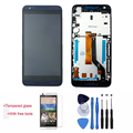New LCD Display + Touch Screen With Frame Digitizer Assembly For HTC Desire 626 626W 626G Blue