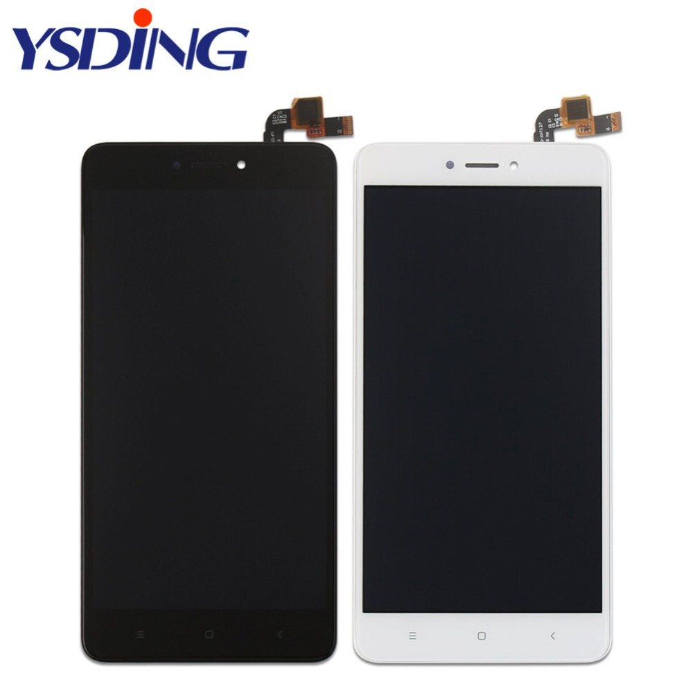 For Xiaomi redmi note 4X note4X note 4 Global Version Qualcomm Snapdragon 625 3GB 32GB LCD Display + Touch Screen Digitizer
