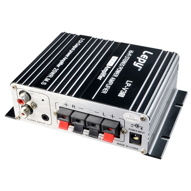 lp v3s 50w 12v mini hi fi stereo digital power amplifier mp3 car rh aliexpress com