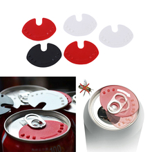5pcs Creative Can Convert Soda Savers Tops Snap On Cold Beverage Leakproof Can Caps Can Lid Dust Free Sealer